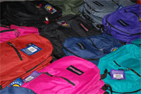 ABC Annual Back Pack Giveaway
